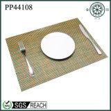 Biens Placemat de PVC de cuisine de couleur de vinyle