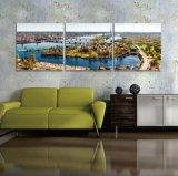 カスタムデジタルによって印刷される景色の油絵