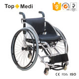 Topmedi Medical Products Sports Aluminum Wheelchairs per Pingpong