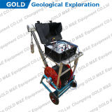 Système tournant électrique d'appareil-photo d'inspection de puits sous-marin de télévision panoramique de forage