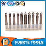 Karbid-Punkt-Bohrmeißel für das Aluminiumaufbereiten