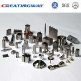 Edelstahl maschinell bearbeitete CNC-Selbstersatzteile