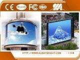 Hohe Helligkeit im Freien farbenreiche Bildschirmanzeige LED-P6 für das Bekanntmachen