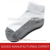 Terry-Sport-Socken der Kinder Baumwoll