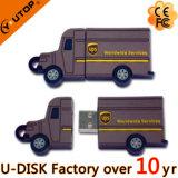 유일한 PVC 3D 주문 트레인 USB Pendrive (YT-6668L)