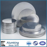 Глубокое Draw Aluminium Circle Stock для Lighting
