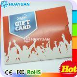 Владельца карточки подарка членства PVC VIP MIFARE офсетной печати RFID