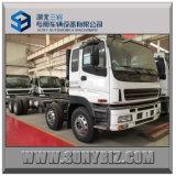 Cyh51y Cheap 일본 Isuzu 8X4 Used Truck