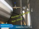 bomba do leite do aço 1~20t/H inoxidável (bomba nao centrífuga)