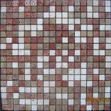 Piedra natural Marblr mosaico para la construcción de viviendas de materiales (FYSSC083)