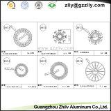 Fluorkohlenstoff-Sprühaluminiumprofil-Kühlkörper-/Aluminiumlegierung