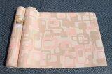 La charge statique faite sur commande s'attachent papier de mur chaud de vente pour le papier peint de bureau