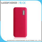Batería de cuero al por mayor de la potencia del USB para el teléfono móvil