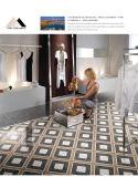 浴室の装飾(X6951M)のための陶磁器の床の壁カバーの磨かれた磁器のタイル