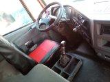 Camion à benne basculante utilisé de Saic-Iveco Hongyan Kingkan 8X4 de vidage mémoire de camion