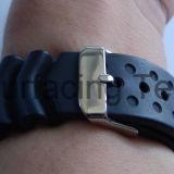 Curvatura do relógio do Pin do aço inoxidável de Ome 316L