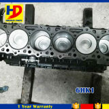 Engine diesel engine 6HK1 for Isuzu Engine Part Cylinder Block