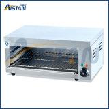 굽기 장비의 Gt16 가스 적외선 Salamander