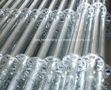Échafaudage de Ringlock normal/horizontal pour des matériaux de construction