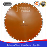 760mm Diamond Wall Saw Blade para corte rápido de hormigón armado