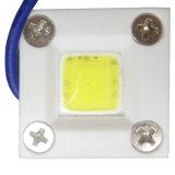고성능 220V LED 광원 50W 옥수수 속 LED 칩