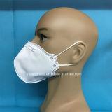 Mascarilla del respirador del polvo del Anti-Polvo N95 con dimensión de una variable plegable