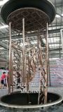 Nueva máquina de capa Titanium de acero inoxidable de la hoja PVD de Cczk