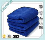 80%Polyester 20%Polyamideの高い吸収剤はMicrofiberのクリーニングタオルを遊ばす