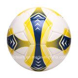 Fußball des Qualitäts-Sport-Fußball-Kugel-kundenspezifische Maschine genähter Strand-TPU