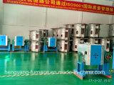 알루미늄 Cpopper 또는 금 농축물 /Silver 농축물을%s 중간 주파수 녹는 기계