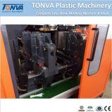 Máquina automática llena PP del moldeo por insuflación de aire comprimido de la botella del PE que sopla la máquina