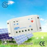 regulador solar de la carga de 10A/20A/30A PWM para el sistema eléctrico solar