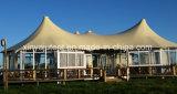 Het openlucht Hotel van de Tent van de Tent van de Safari van het Kamp Vuurvaste