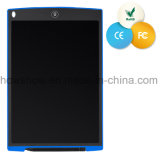 """Blauwe Uitwisbare Tekening 12 """" Elektronische LCD het Schrijven Tablet voor Doofstom"""