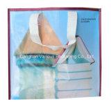 Рециркулированная подгонянная хозяйственная сумка сплетенная PP, Non сплетенные мешки