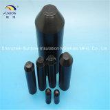 Casquillos de extremo del encogimiento del calor de la poliolefina de los accesorios del cable para la protección común