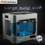Fdmデスクトップの大きい3Dプリンター、印刷のサイズ260*180*200mmの3Dプリンター機械