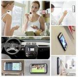 Caso antigravità di Selfie per il iPhone 7/6/6s con il bastone appiccicoso Nano magico della latta a vetro, specchi, Whiteboards, metallo, armadi da cucina o mattonelle, automobile GPS e la maggior parte