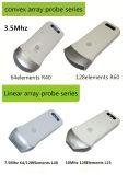 Machine portative d'ultrason de sonde sans fil chaude de vente