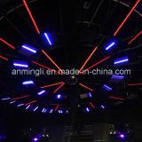 La discoteca DJ di Artnet LED organizza la striscia di Ligting