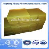 Folha do plutônio da folha do poliuretano de Haiteng com todos os tipos da cor