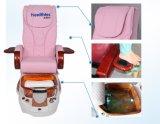 BADEKURORT Massage-Stuhl neues Rosa 2017 PU-lederner Pedicure (A202-18K)