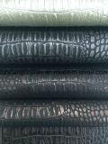 Configuration populaire en cuir de serpent d'unité centrale pour les sacs (DS-B801)