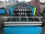 機械(0.8-1.5mm)を形作る金属のデッキロール