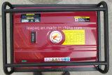 Generator van de Benzine van de Macht van het Begin van 5.0 KW de Elektrische Draagbare