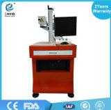 Máquina de marcação a laser de fibra de metal de aço inoxidável para Alunimum