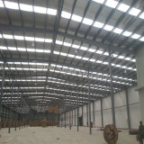 Estrutura de aço resistente a terremotos Construção de edifícios com estrutura durável