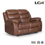 Cadeira luxuosa do Recliner do sofá da mobília da sala de visitas