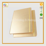 Книжное производство тетради книга в твердой обложке высокого качества в цвете золота