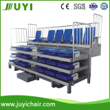 Складывая стул стадиона Seating Bleacher Jy-769 складывая телескопичный Grandstand